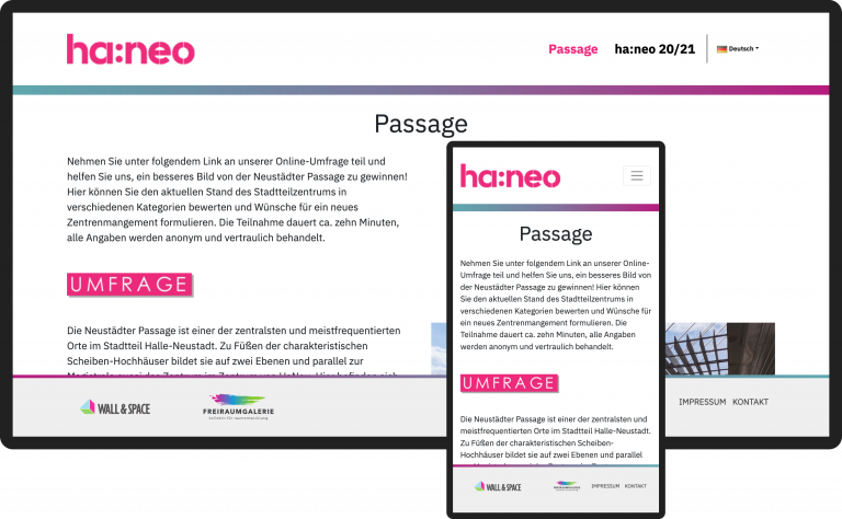 ha:neo Passage